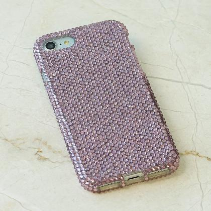 Bling Genuine Light Lavender Crysta..