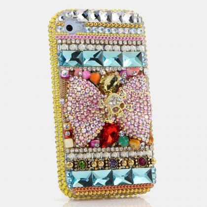 Genuine Crystals Case For iPhone X ..