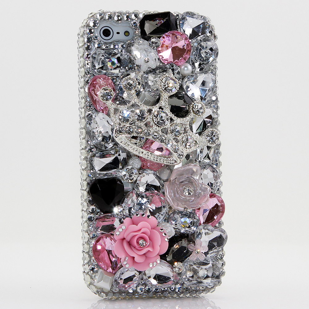 D Bling Iphone S Case